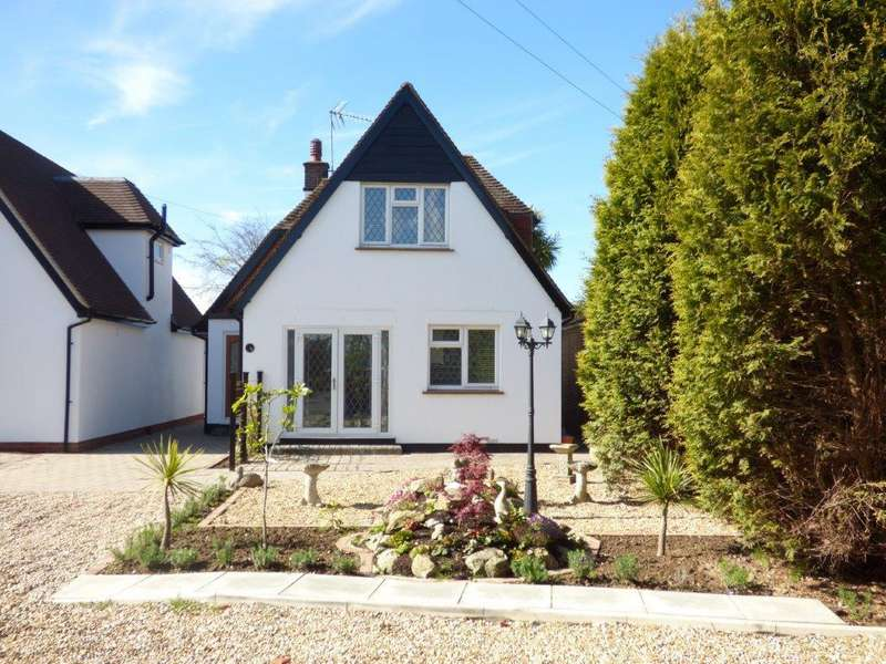 3 Bedrooms House for sale in OUTERWYKE ROAD, FELPHAM, BOGNOR REGIS PO22