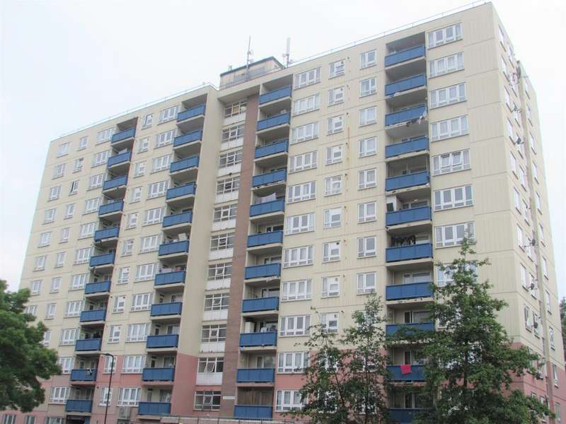 2 Bedrooms Flat for sale in Gainsborough Tower, Academy Gardens, Northolt UB5