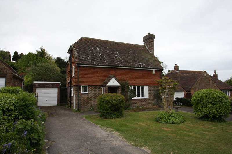 4 Bedrooms Detached House for sale in Peakdean Lane, East Dean BN20