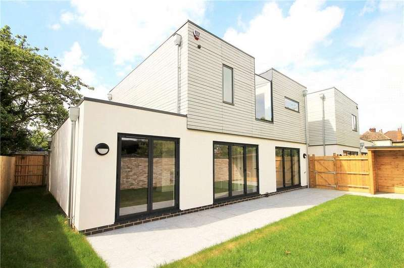 3 Bedrooms Detached House for sale in Mirus, Coleridge Road, Cambridge, CB1