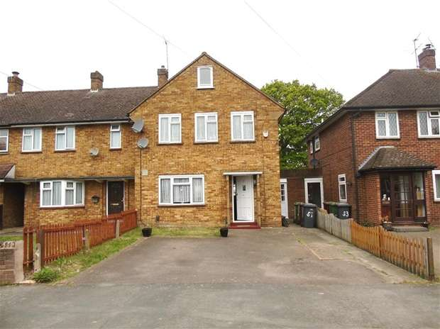 4 Bedrooms Terraced House for sale in Highwood Avenue, Bushey