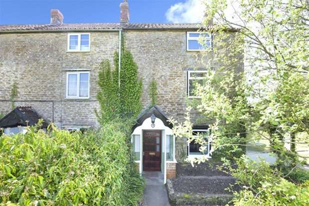 3 Bedrooms Terraced House for sale in Vinney Lane, Blatchbridge, Frome