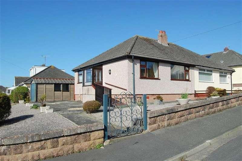 2 Bedrooms Semi Detached Bungalow for sale in Nant Y Coed, Llandudno Junction, Conwy