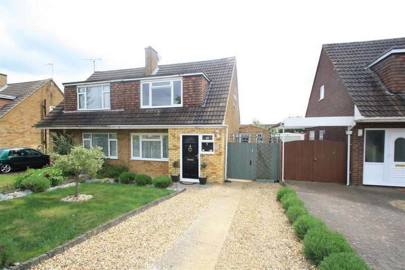 3 Bedrooms Semi Detached House for sale in Shelley Drive, Bletchley, Milton Keynes