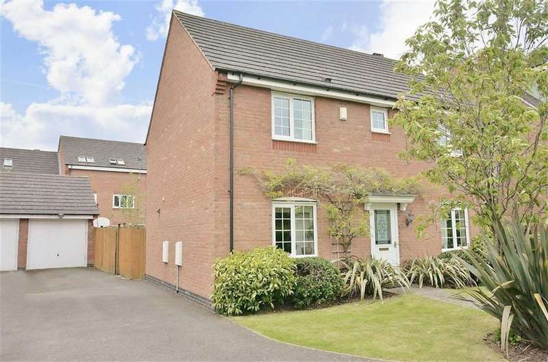 4 Bedrooms Detached House for sale in Lapsley Drive, Banbury