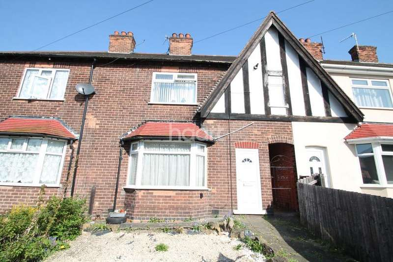 3 Bedrooms Terraced House for sale in Knighton Avenue, Radford