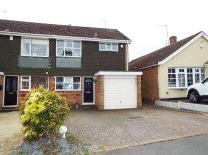 3 Bedrooms Semi Detached House for sale in Troon Place, Wordsley, Stourbridge, West Midlands