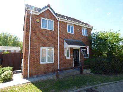 3 Bedrooms Semi Detached House for sale in Ridgewell Close, Litherland, Liverpool, Merseyside, L21