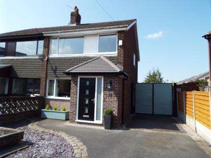 3 Bedrooms Semi Detached House for sale in Martinfield, Fulwood, Preston, Lancashire, PR2
