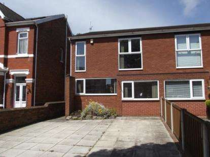 3 Bedrooms Semi Detached House for sale in Cedar Street, Southport, Merseyside, England, PR8
