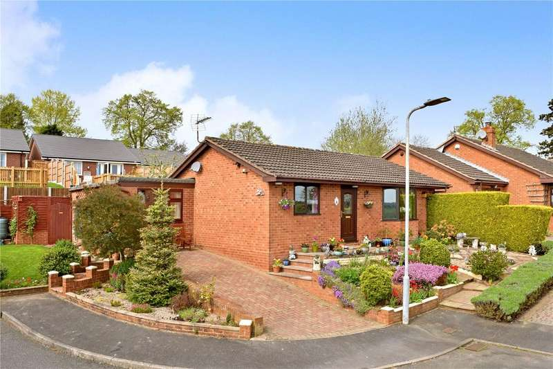 2 Bedrooms Detached Bungalow for sale in Park View, Highley, Bridgnorth, Shropshire