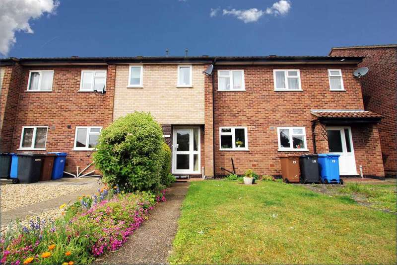 3 Bedrooms Terraced House for sale in Rushbury Close, Ipswich