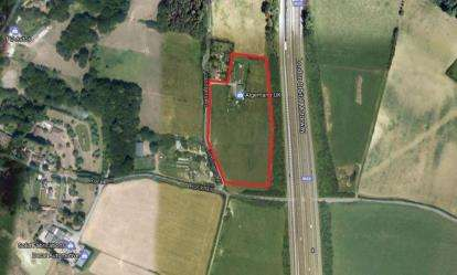 Land Commercial for sale in Well Hill Nursery, Firmingers Road, Orpington