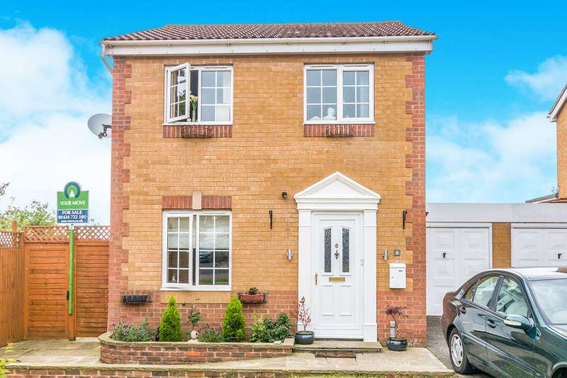 3 Bedrooms Detached House for sale in Sandringham Heights, St. Leonards-On-Sea, TN38