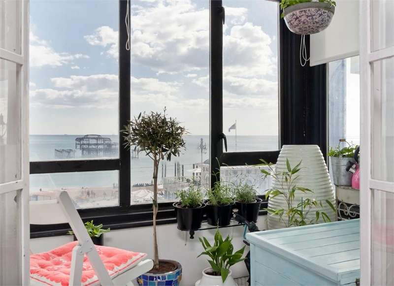 1 Bedroom Flat for sale in Kings Road, Brighton, East Sussex