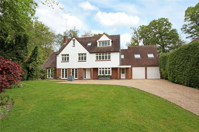 6 Bedrooms Detached House for sale in Broomfield Park, Sunningdale, Ascot, Berkshire, SL5
