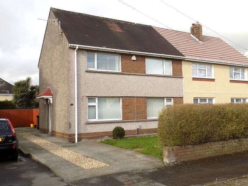 3 Bedrooms Semi Detached House for sale in Heol Catwg , Neath, Neath Port Talbot. SA10