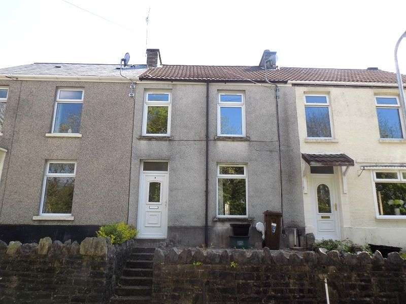 3 Bedrooms Terraced House for sale in Taillwyd Road, Neath Abbey, Neath, Neath Port Talbot. SA10