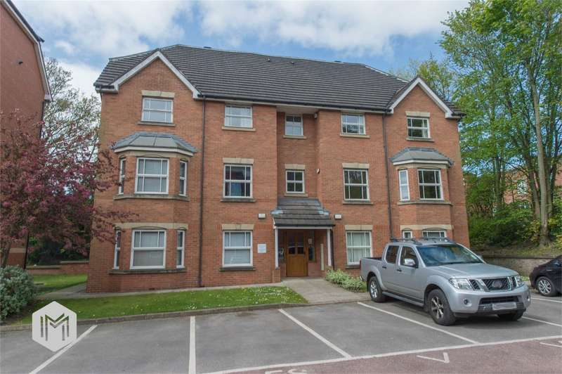 2 Bedrooms Flat for sale in Royal Court Drive, Heaton, Bolton, Lancashire