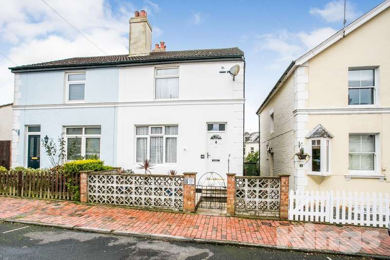 3 Bedrooms Semi Detached House for sale in Dukes Road, Tunbridge Wells