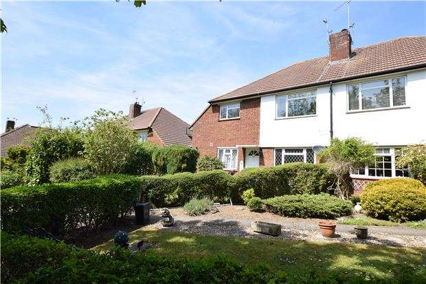 2 Bedrooms Maisonette Flat for sale in Russett Close, ORPINGTON, Kent, BR6