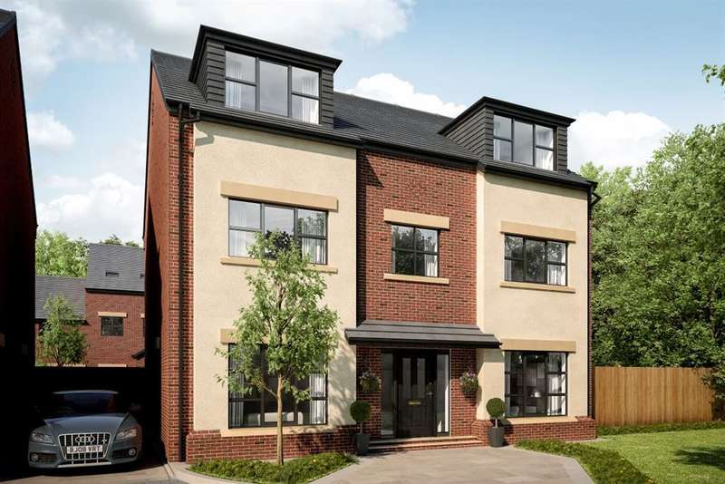 4 Bedrooms House for sale in Woodlands Grange, Ellenbrook, Manchester, M28 1ES