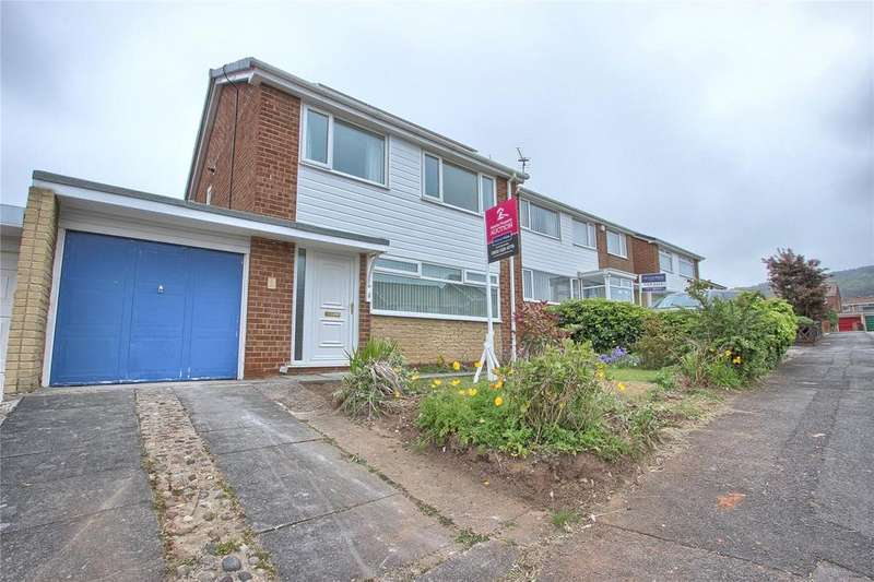 3 Bedrooms Semi Detached House for sale in Saint Andrew's Road, New Marske