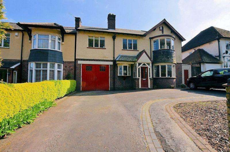 4 Bedrooms Detached House for sale in Lightwoods Hill, Warley Woods