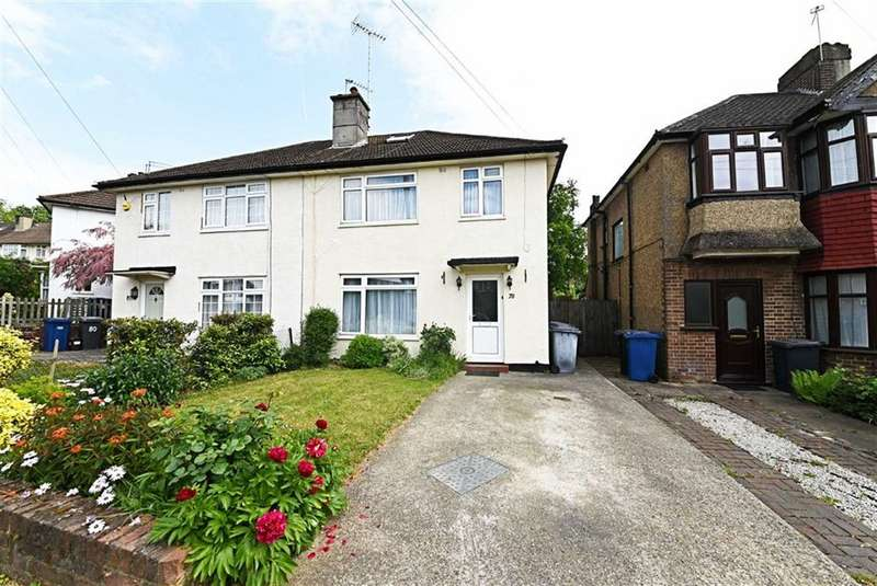 3 Bedrooms Property for sale in Salcombe Gardens, Mill Hill, London, NW7