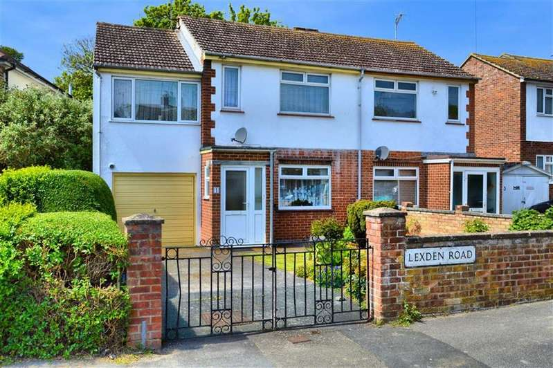 3 Bedrooms Property for sale in Lexden Road, Seaford, East Sussex