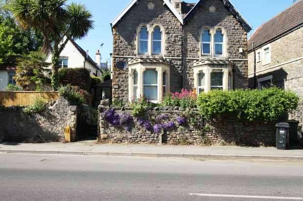 2 Bedrooms Semi Detached House for sale in Old Church Road, Clevedon, Avon, BS21 6NP