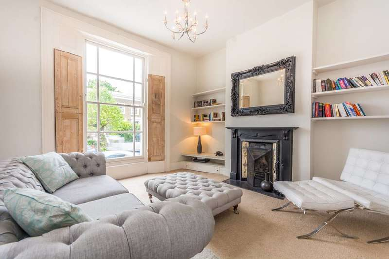 3 Bedrooms Maisonette Flat for sale in Englefield Road, De Beauvoir Town, N1