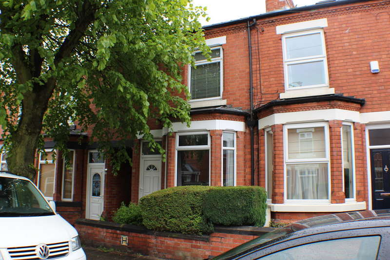 3 Bedrooms Terraced House for sale in Beech Avenue, Hucknall