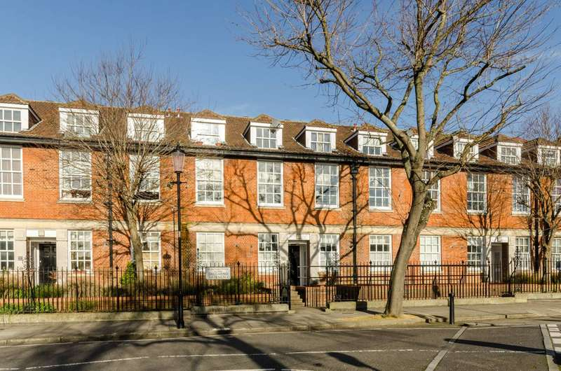 1 Bedroom Maisonette Flat for sale in Dalgarno Gardens, North Kensington, W10