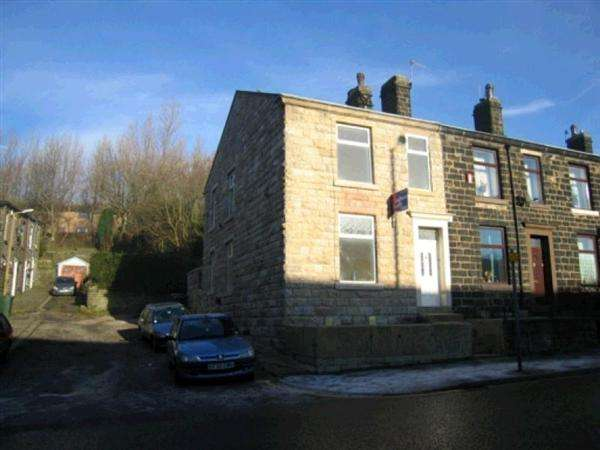 3 Bedrooms Terraced House for sale in Newchurch Road, Stacksteads, Stacksteads
