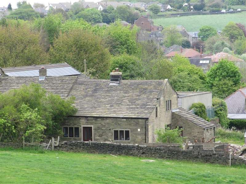 4 Bedrooms Cottage House for sale in Warren House Lane, Ainley Top, Huddersfield, HD3