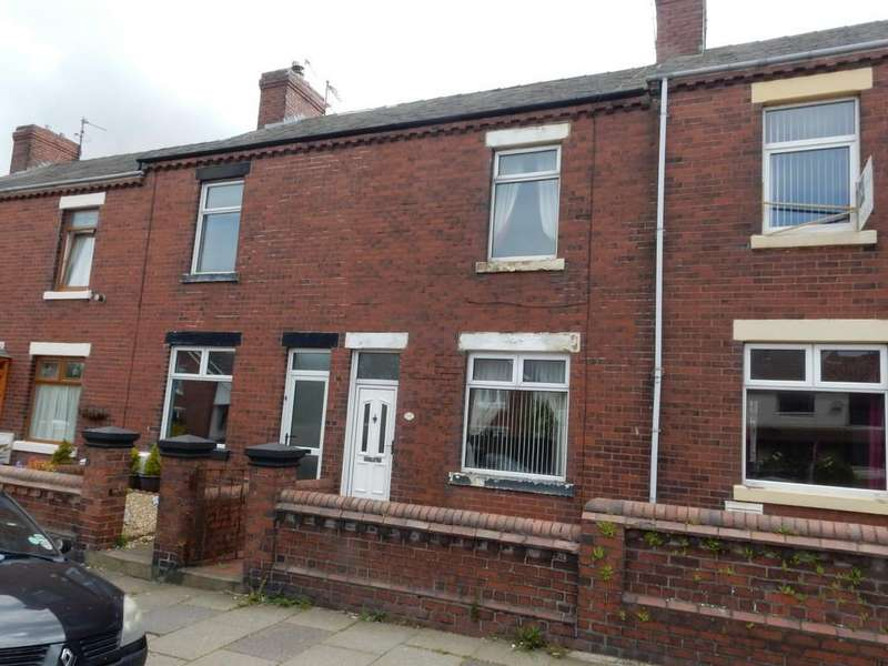 3 Bedrooms Terraced House for sale in 130 chatsworth Street, Barrow-In-Furness