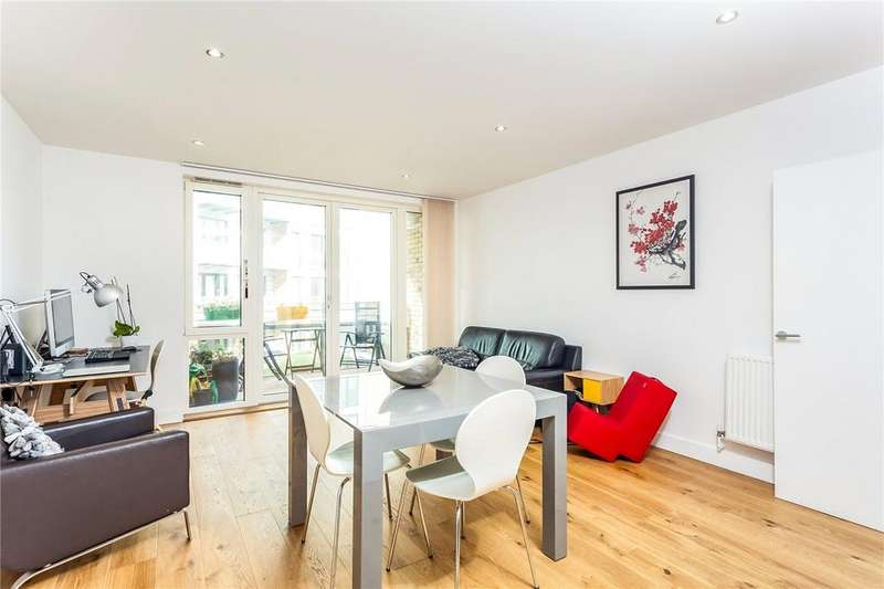 2 Bedrooms House for sale in North Mill Apartments, Lovelace Street, London, E8