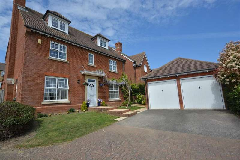 5 Bedrooms Detached House for sale in Meadowsweet Close, St. Leonards-On-Sea