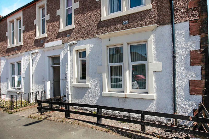 2 Bedrooms Flat for sale in Balmoral Road, Dumfries, DG1
