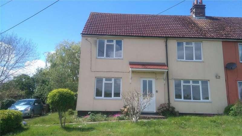 2 Bedrooms Semi Detached House for sale in Church Street, Great Bedwyn, Marlborough, Wiltshire, SN8