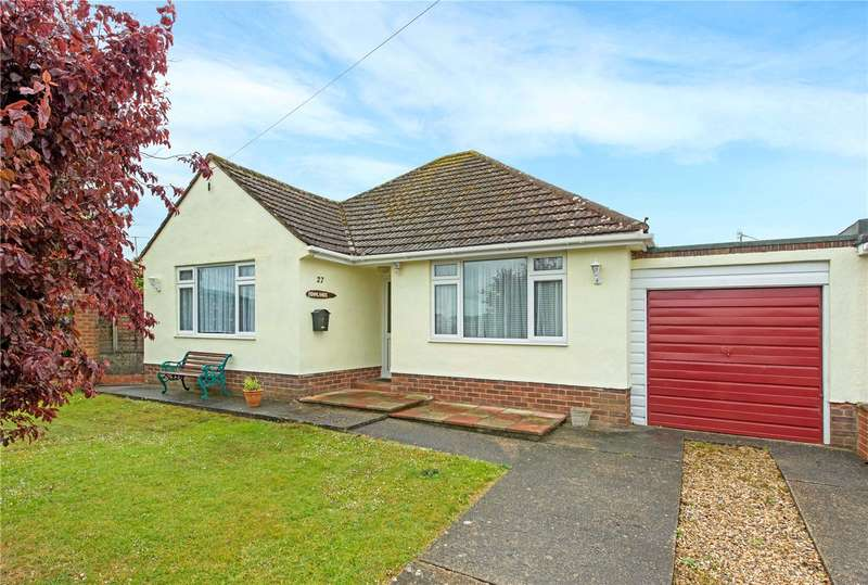 4 Bedrooms Detached Bungalow for sale in Hillside Drive, Gomeldon, Salisbury, Wiltshire, SP4