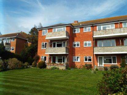 2 Bedrooms Flat for sale in 16 Portarlington Road, Bournemouth, Dorset