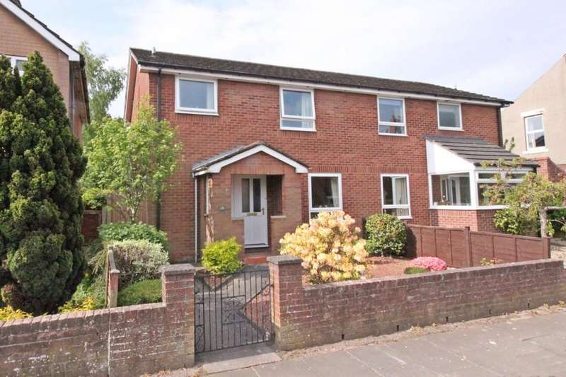 3 Bedrooms Semi Detached House for sale in Empire Road, Carlisle