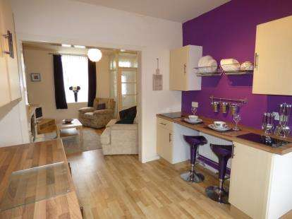 1 Bedroom Terraced House for sale in Accrington Road, Burnley, Lancashire
