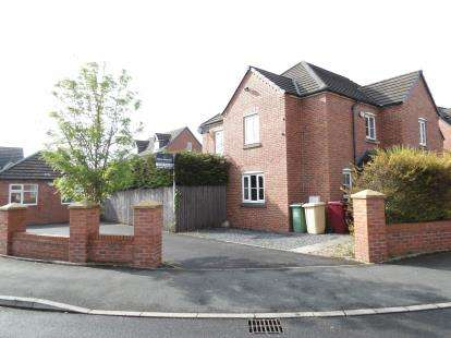 4 Bedrooms Detached House for sale in Williams Street, Little Lever, Bolton, Greater Manchester