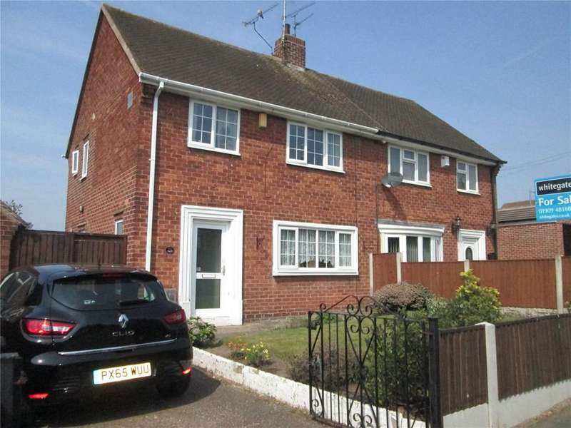 3 Bedrooms Semi Detached House for sale in Plantation Hill, Worksop, Nottinghamshire, S81