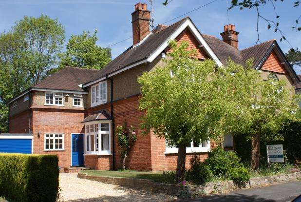 5 Bedrooms Semi Detached House for sale in Horsell, Woking, Surrey
