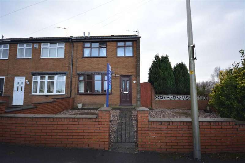 3 Bedrooms Semi Detached House for sale in Taylors Lane, Ince, Wigan, WN3