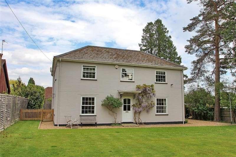 5 Bedrooms Detached House for sale in Mead Road, Edenbridge, Kent, TN8